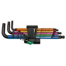 Sada klíčů IMBUS 9d 1,5-10 color
