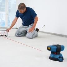 Laser podlahový GSL2