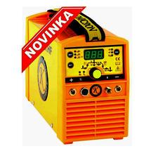 Svářecí invertor GAMA 1500L HF + kabely