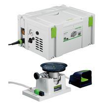 Vývěva a upínací jednotka VAC SYS Set SE1