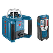 Laser rotační GRL 300 HV + přijímač