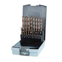Sada vrtáků 1-10mm po 0,5mm HSS-G 19d Co5