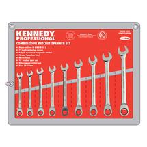 Sada klíčů OP ráčnových 10-19mm 9d