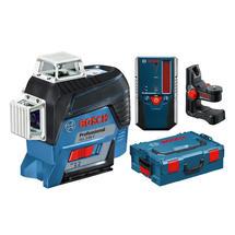 Laser křížový GLL3-80 C set