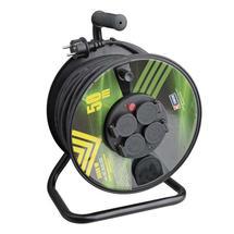 Prodlužovací buben 50m/230 guma IP44
