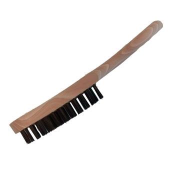 Kartáče s dřevěnou rukojetí 0,3 mm