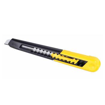Nůž s ulamovací čepelí 9mm plastový