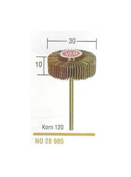 Brusný kotouč lamelový 10x30 zr120