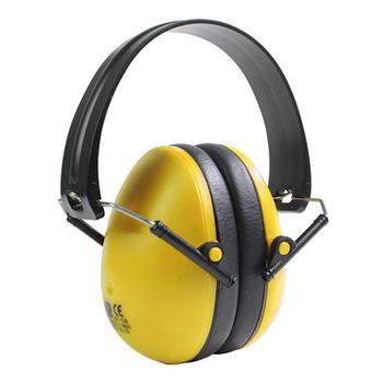 Chránič sluchu s náhlavním držákem
