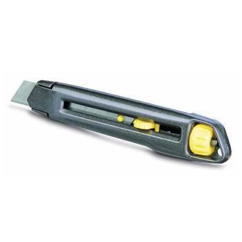Nůž s ulamovací čepelí 18mm Interlock