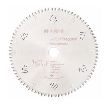 Pilový kotouč 254x30 z80 x2,3mm Top Precision Best for Multi TCG Multi  - 1