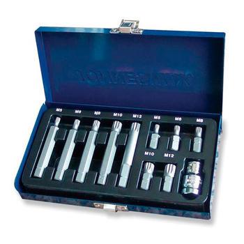 Sada dříků 10mm XZN 11d