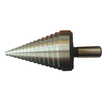 Vrták stupňovitý 6-48mm HSSE-Co