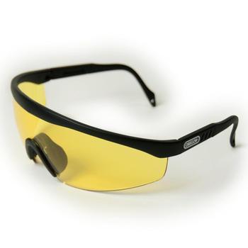 Brýle ochranné POLYKAR žluté