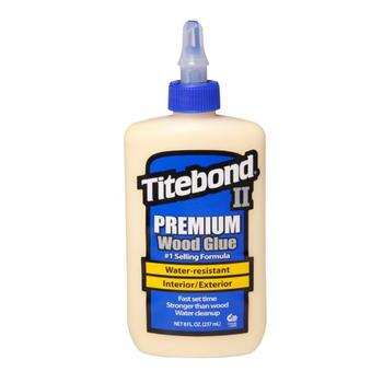 Lepidlo Titebond II Premium D3 - 237ml  - 1