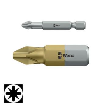 Dřík křížový Pozidrive PZ 1 x 25mm TiN