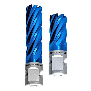 Vrták korunkový Blue-line 17 x55mm