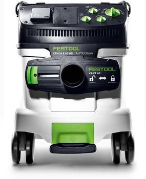 Vysavač průmyslový CTM 36 E AC HD  - 2
