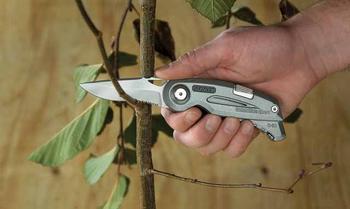 Nůž zavírací oboustranný sportovní Quickslide  - 2