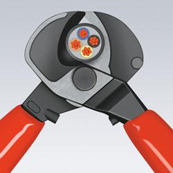 Kleště na kabely do 27mm PVC 500mm  - 2