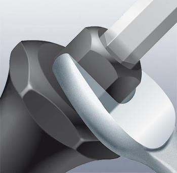 Šroubovák plochý 7,0x125 úderový  - 3