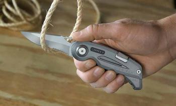 Nůž zavírací oboustranný sportovní Quickslide  - 3
