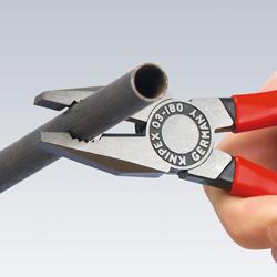 Kleště kombinované 140mm Cr/PVC  - 3