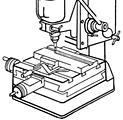 Frézovací motor BFW40/E  - 3