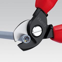 Kleště na kabely do 15mm povlak  - 3