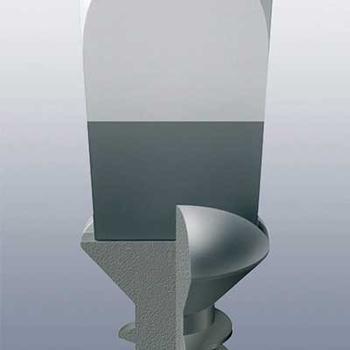 Šroubovák Ph 2 x100  - 4