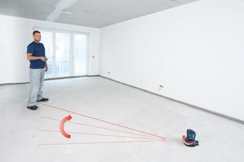 Laser podlahový GSL2  - 4