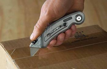 Nůž zavírací oboustranný sportovní Quickslide  - 4
