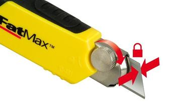 Nůž s ulamovací čepelí 18mm FatMax  - 4