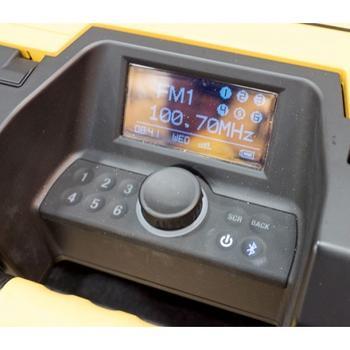 Rádio DAB nabíjecí Tough System  - 4