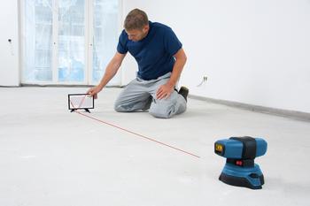 Laser podlahový GSL2  - 5