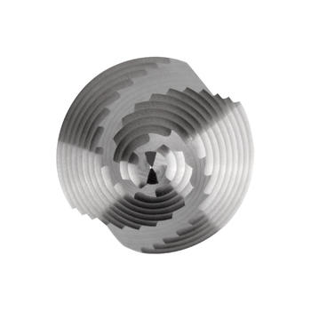 Vrták stupňovitý 4-12mm HSS spirálový  - 5