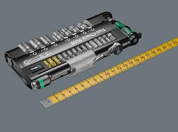 """Sada dříků 1/4"""" Tool-Check 39d  - 6"""