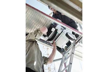 Vysavač průmyslový CTL 26 E AC  - 6