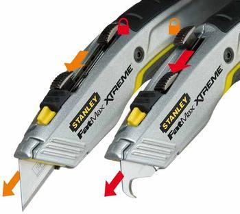 Nůž zasouvací dvouplátkový FatMax Xtreme  - 7